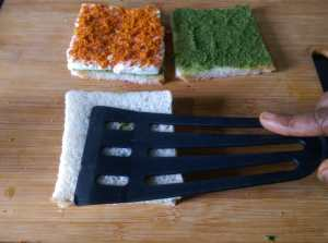 FNFS7858-300x223 Simple and Easy Chutney Cottage Cheese Sandwich/Chutney Paneer Sandwich