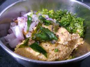 HLJX9630-300x223 Mixed Lentil Fritters/Thavalai Vadai