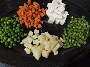 BGKL4402-300x225 Vegetable Korma/ Mixed Vegetable Korma