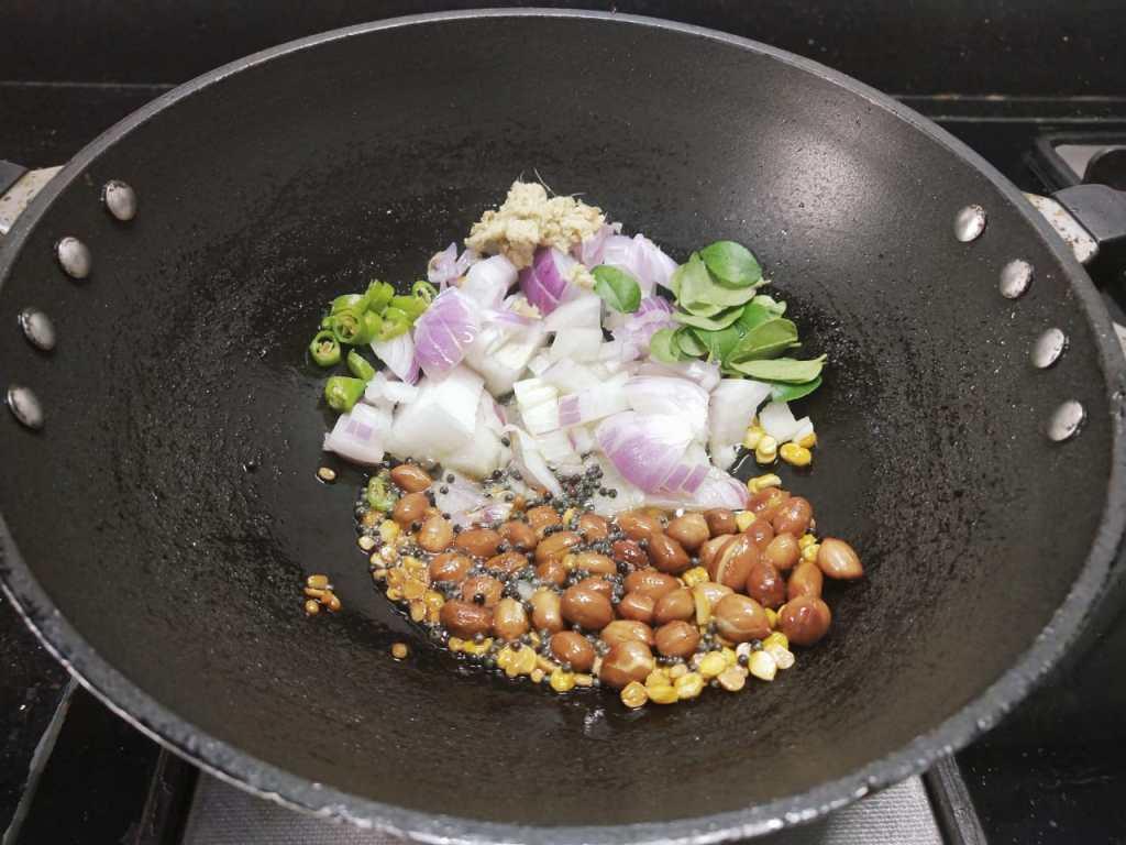 BVZZ6181-1024x768 Tomato Flattened Rice/ Tomato Poha/ Thakkali Aval