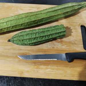 EBTA2618-1-300x300 Ridge Gourd Lentil Curry/ Turai Ki Dal/ Peerkangai Kootu