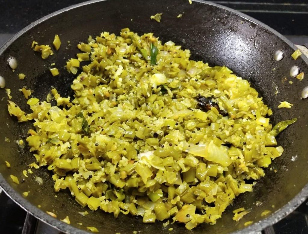 FHPW7396-1024x779 Cluster Beans Curry/ Kothavarangai Poriyal