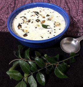 GBOS4840-289x300 Snake Gourd in Yogurt/ Snake Gourd Raita/ Pudalandai Thayir Pachadi
