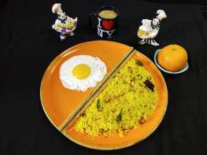 IWVP2195-300x225 Lemon Poha/ Lemony Flatted Rice/Elumichai Aval