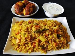 JHVI8926-300x225 Simple Masala Rice in a pressure Cooker
