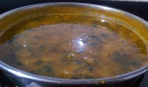 JOET7804-300x177 Moringa Leaves with Lentil/ Murungai Keerai Sambar