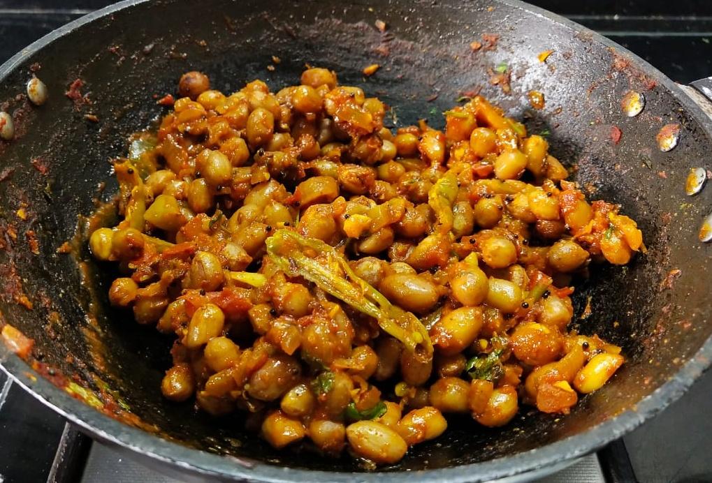 TEZA9799 Peanut Curry/ Verkadalai Curry