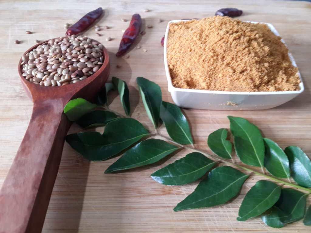 TJNT3028-1024x768 Healthy Horse Gram Idli Powder for Idli and Dosa and Rice/ Kollu Podi