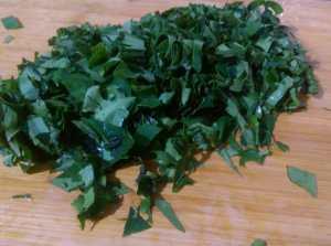ULEX0824-300x223 Taro Leaf Stir Fry / Arbi Leaves Sukki Bhaji/ Chembilai Thoran