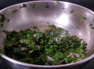 XTEK8117-300x223 Moringa or Drumstick Leaves and Egg Stir Fried/ Murungai Keerai Muttai Poriyal