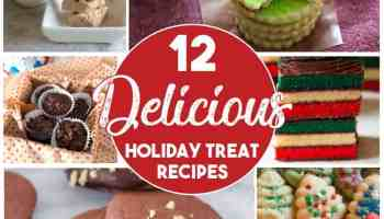 30 heavenly christmas sweets and treats recipes tasty ever after 12 delicious holiday treat recipes solutioingenieria Choice Image