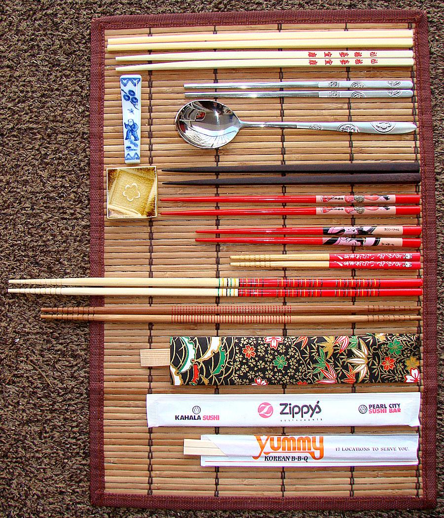 Let's Talk Chopsticks – Tasty Island