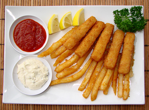 Costco eats the ultimate fish stick tasty island for Trident fish sticks