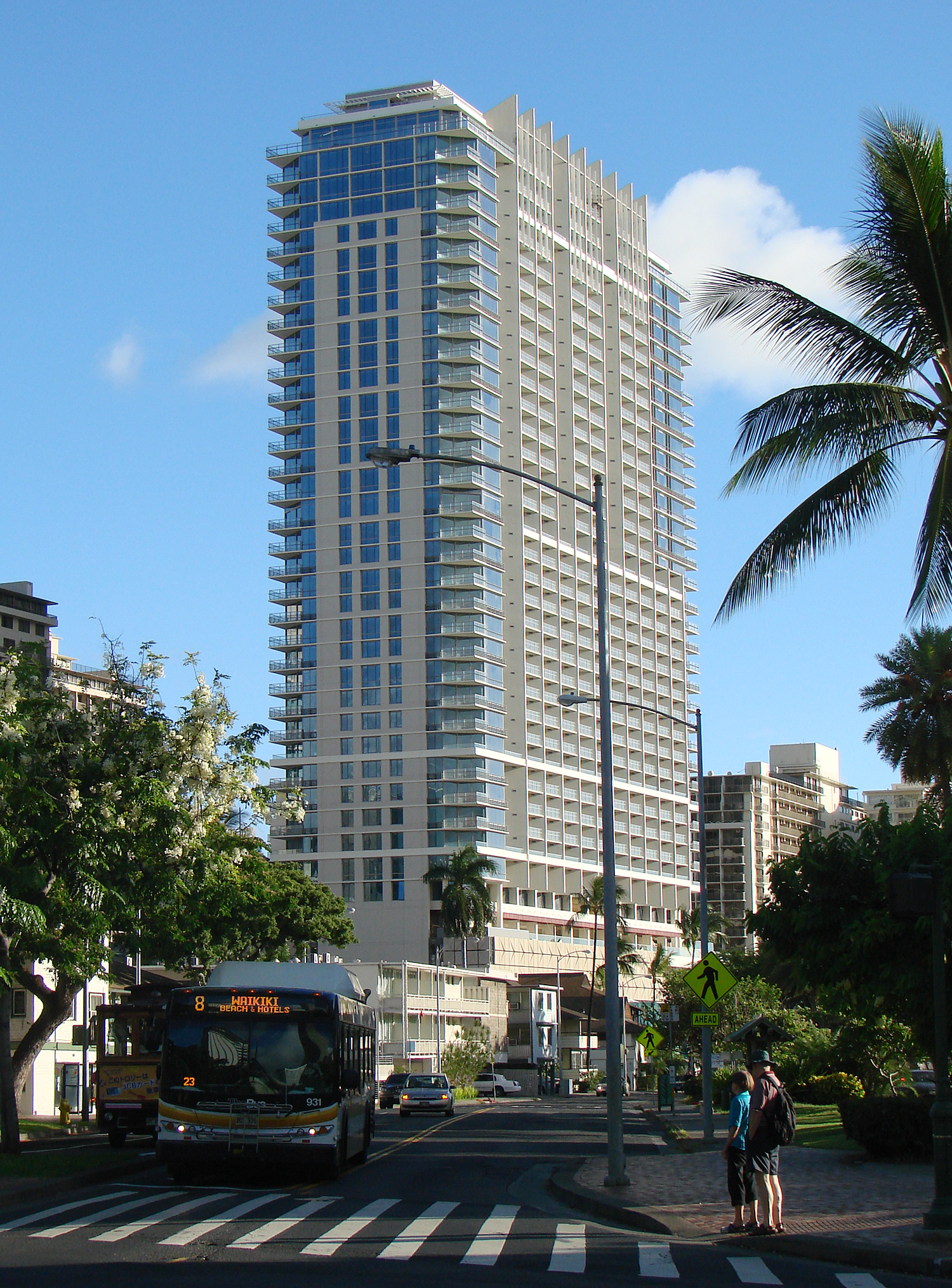 Trump Tower Waikiki | Luxury Condos for Sale in Honolulu, HI |Trump Tower Waikiki Hotel