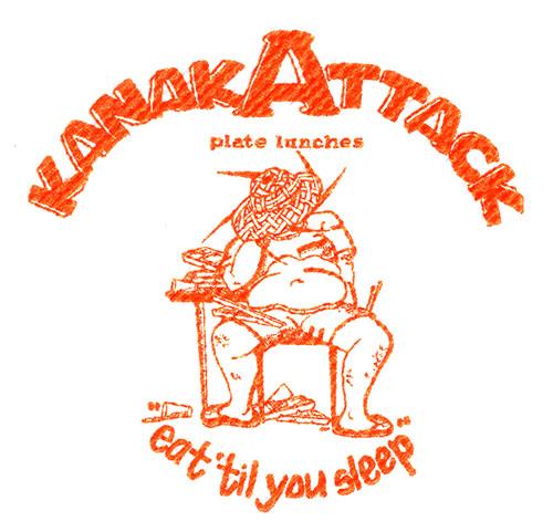 The Return Of The Kanak Attack