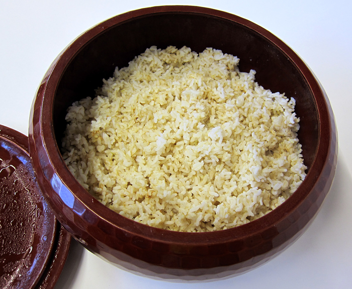Cooked Rice Shelf Life Room Temperature