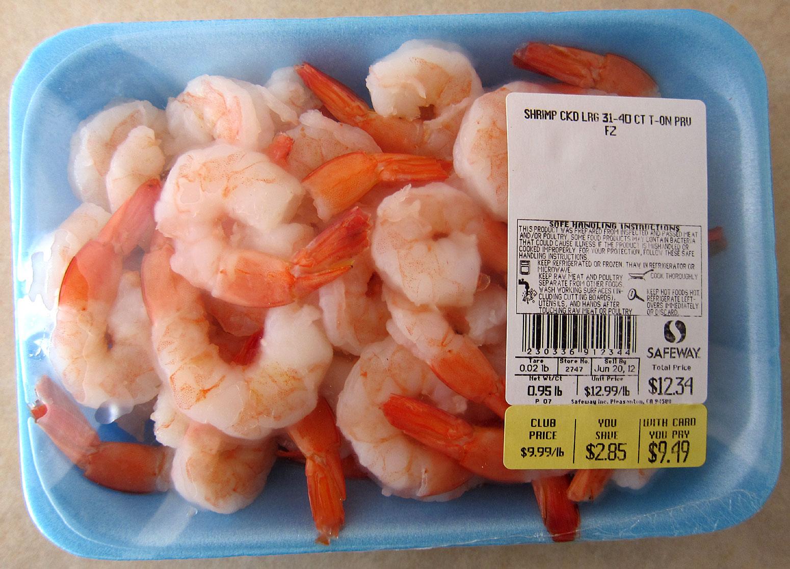 Shrimp cocktail tasty island - Defrost chicken safe way ...
