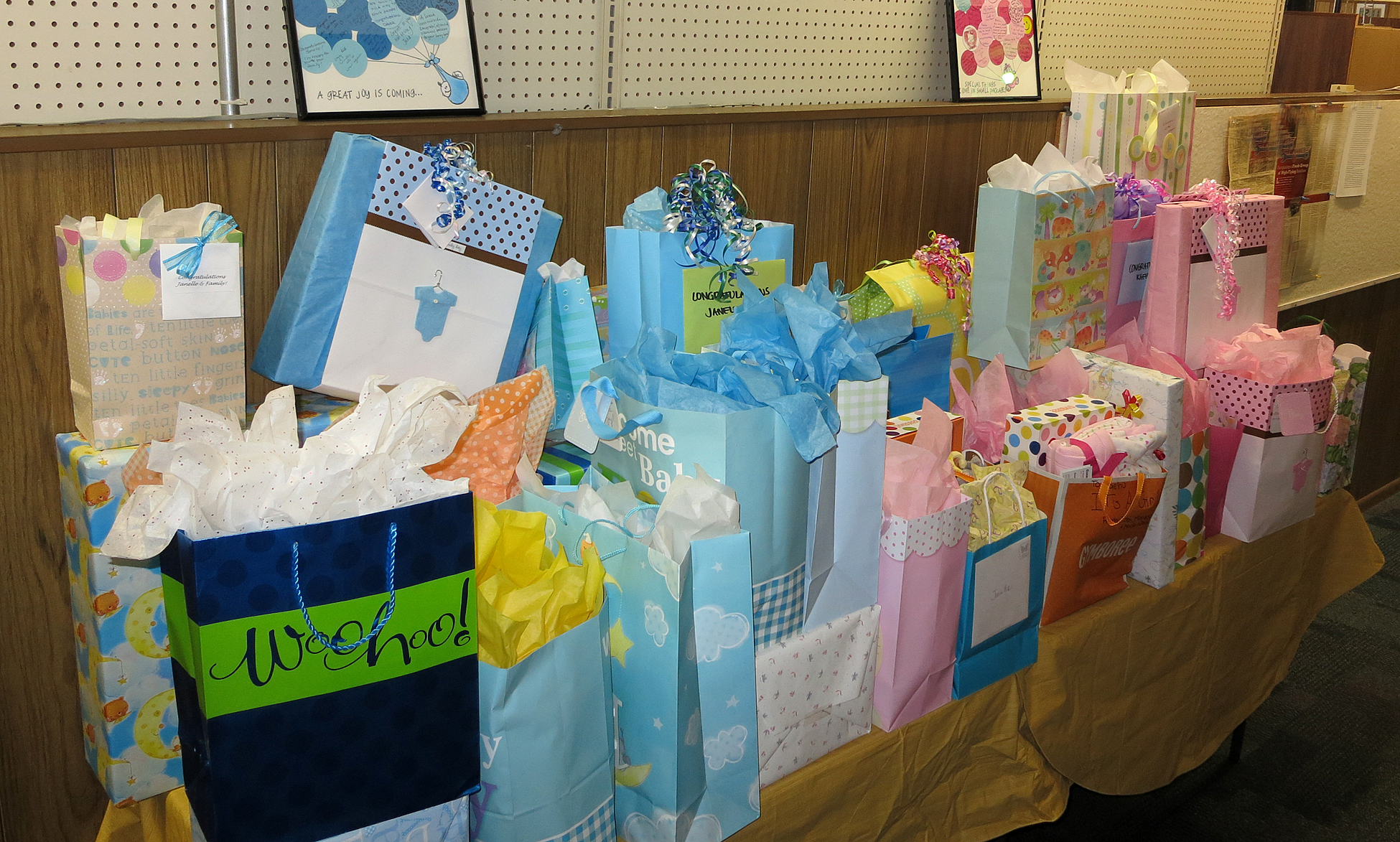 Finally Of Course, A Baby Shower Is Always Filled With