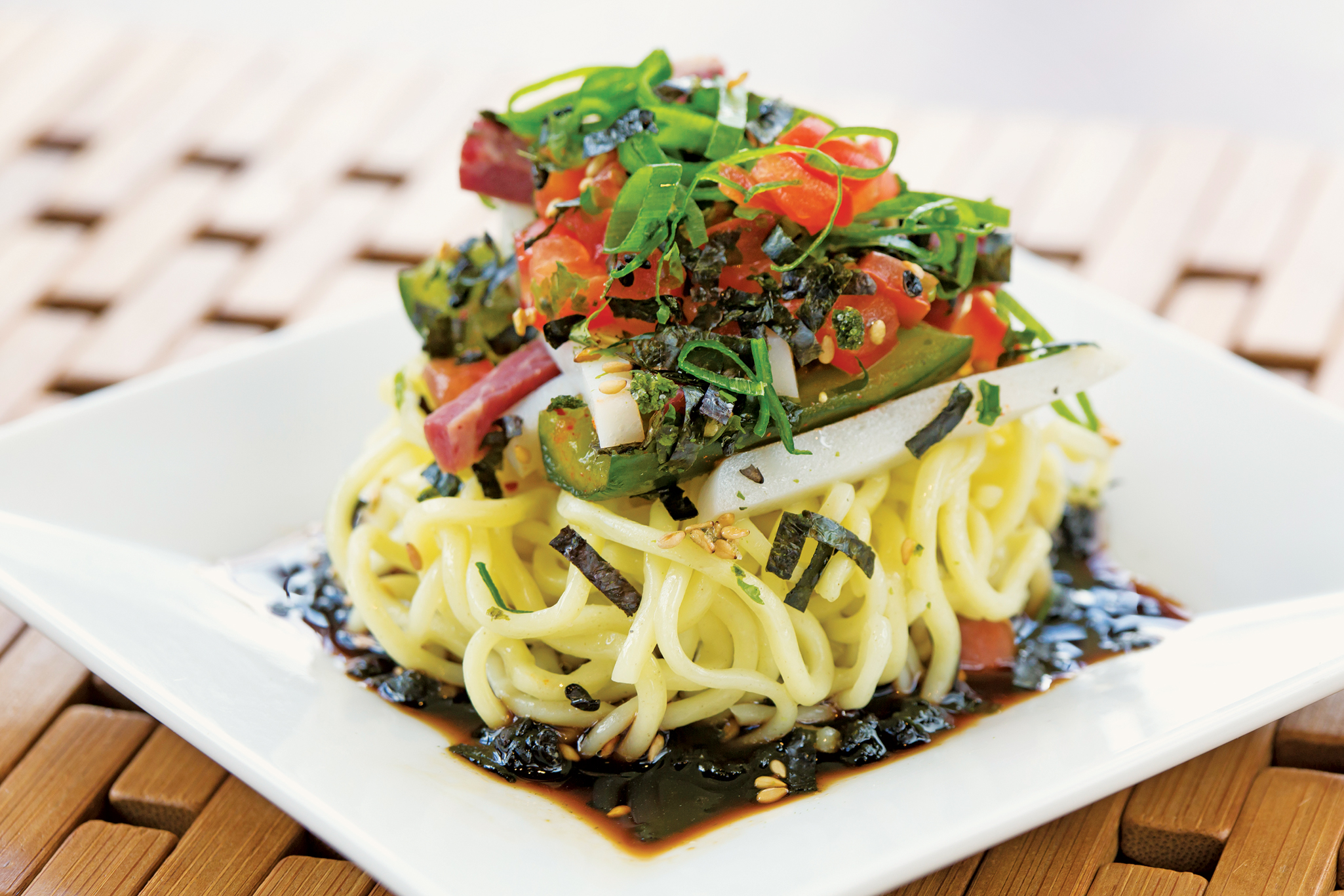 Hawaiian Airlines New First Class Featured Chef Series