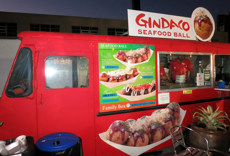 Samurai Grill Food Truck