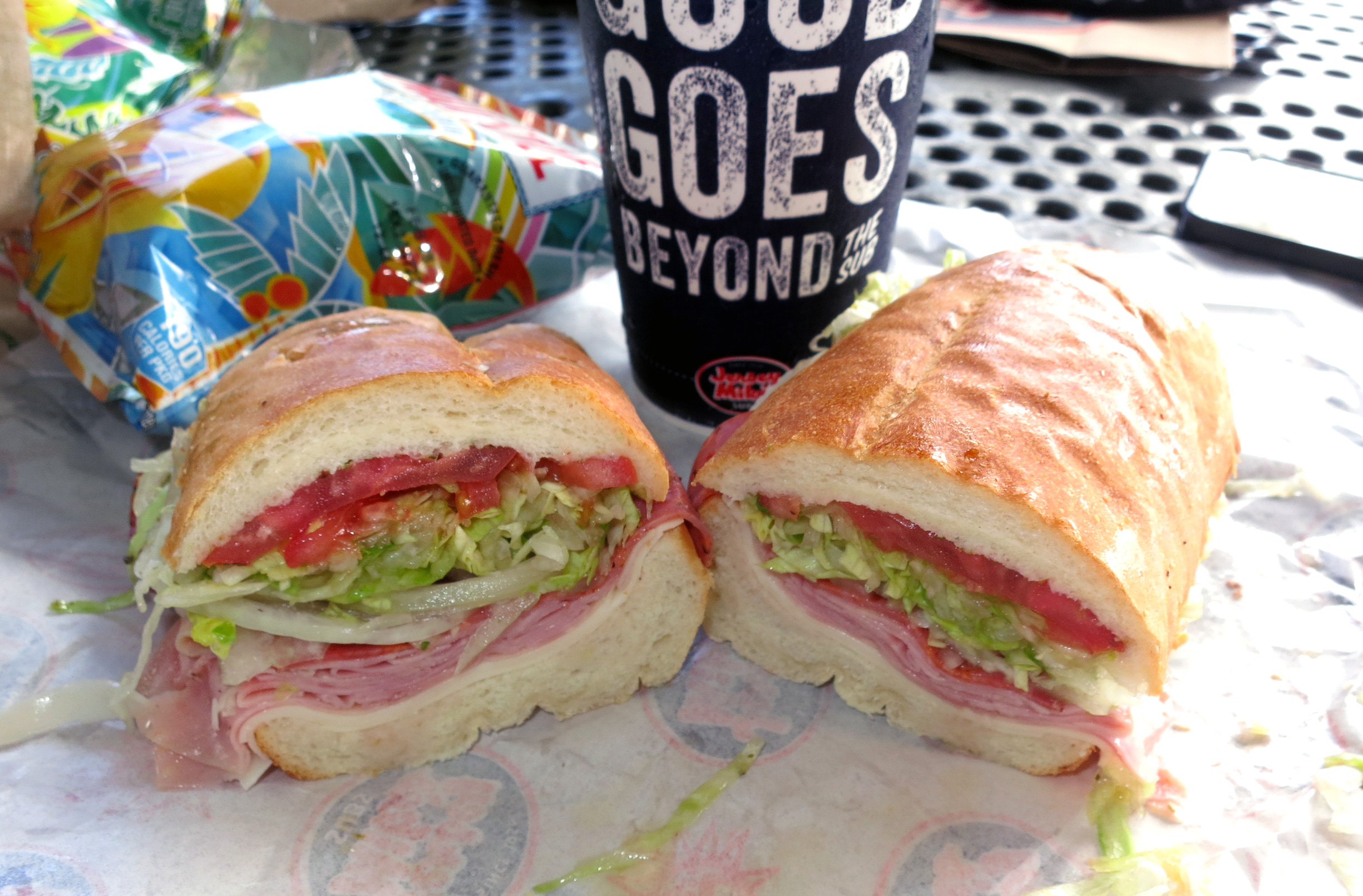First Byte: Jersey Mike's Subs – Tasty Island