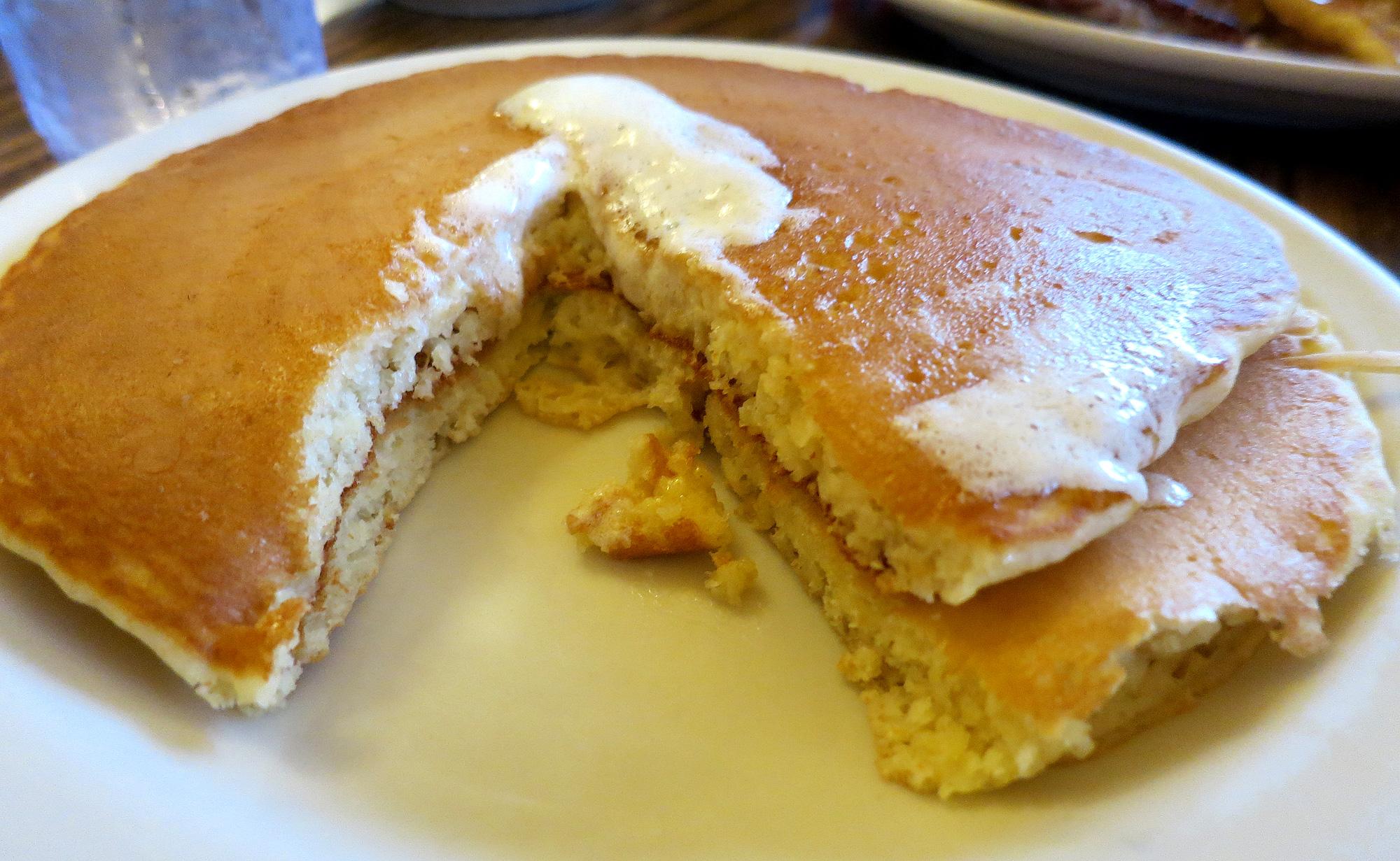 Kalihi Eats The Original Pancake House Tasty Island