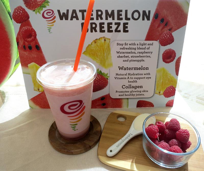 Jamba Juice Hawaii Introduces New Watermelon Smoothies