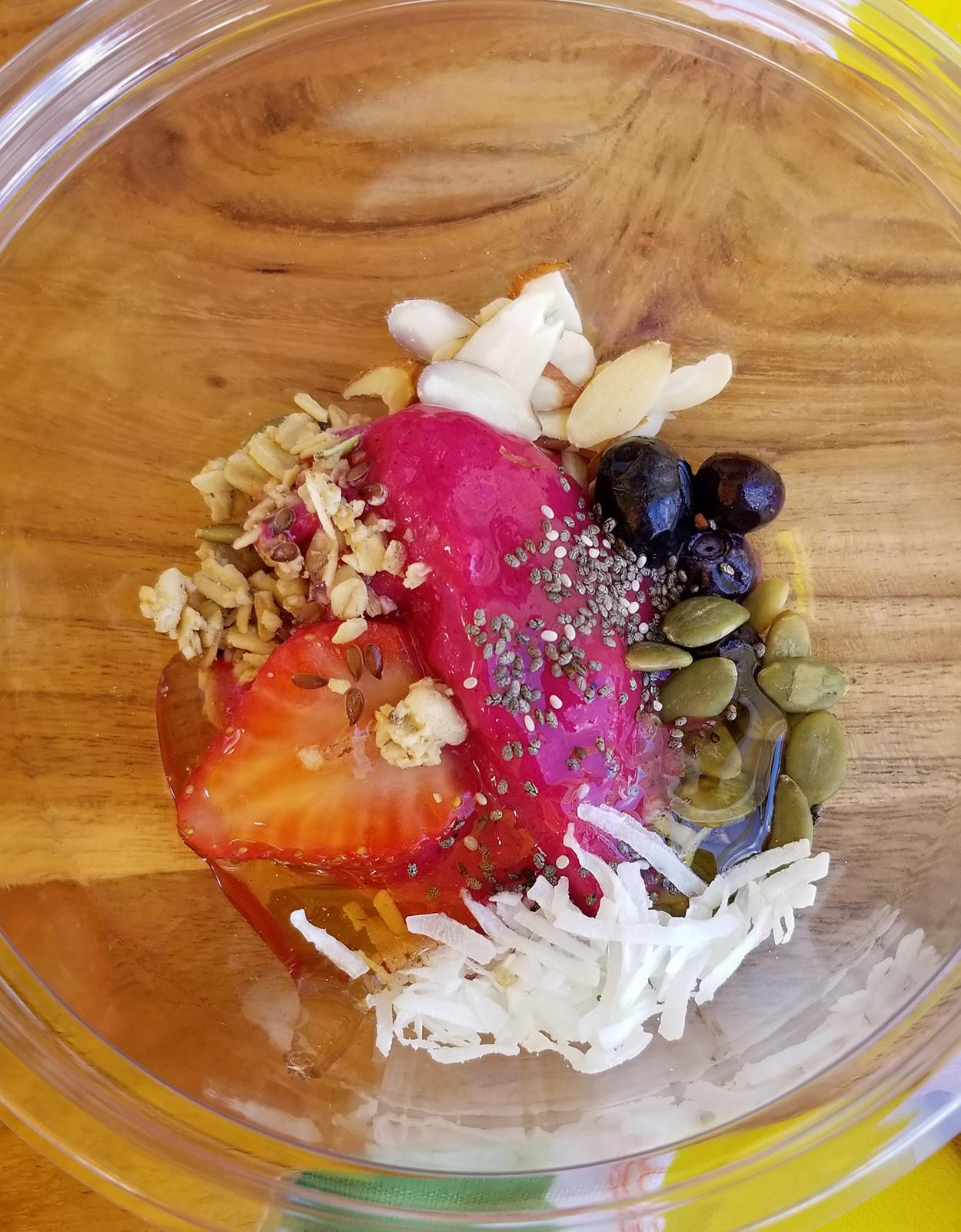 Jamba Juice Hawaii Introduces Pomegranate Superfood Lineup Tasty