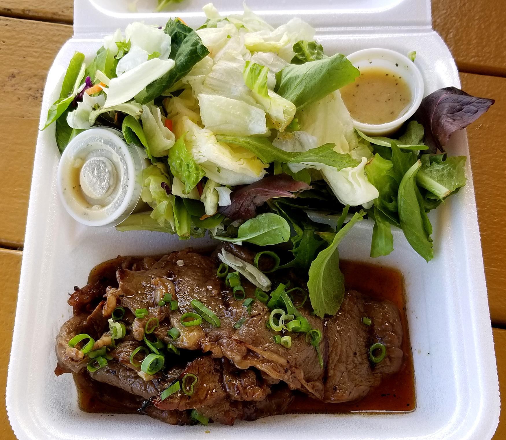 Teriyaki Kitchen: Kahai Street Kitchen Moved To Mo'ili'ili