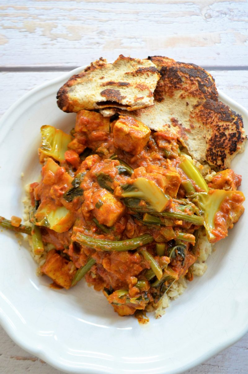 Veganes Keto Low Carb Butter Chicken curry, indisch, keto, ketogene Rezepte, lowcarb keto rezepte ketogen diät Lunch & Dinner, Rezepte, Vegan, Vegetarisch 1