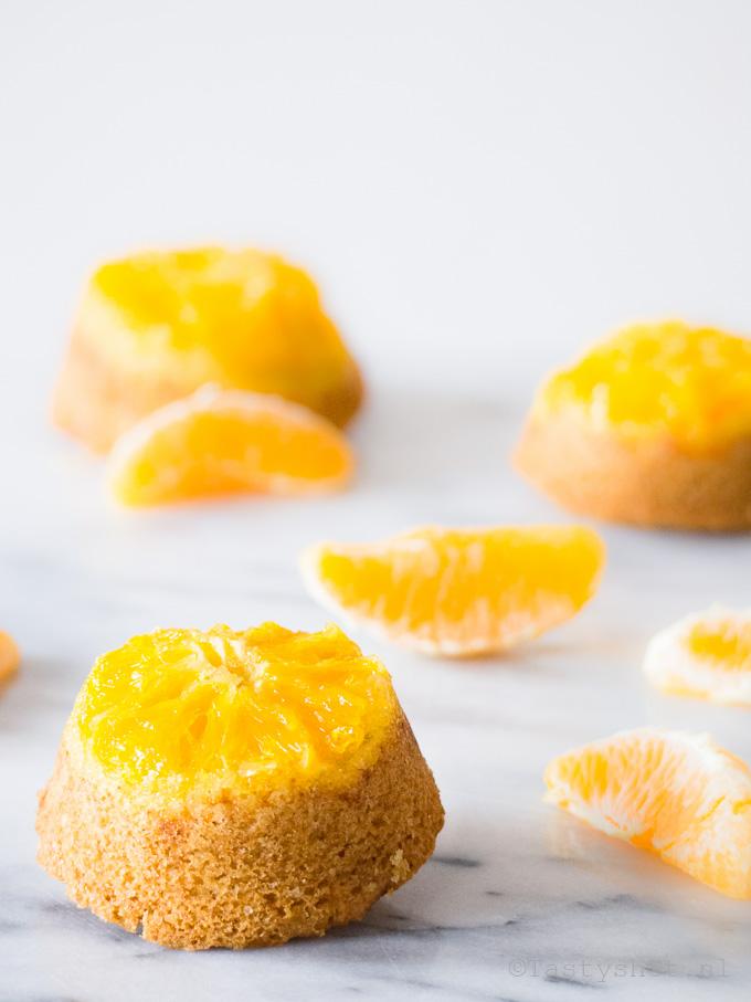 Sinaasappelcupcakes