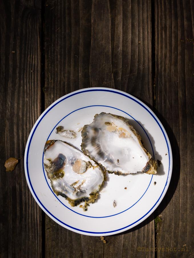 Oesters van Île d'Oléron. Photography: © Gitta Polak www.tastyshot.nl