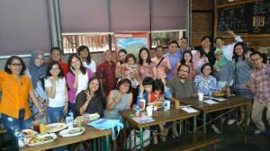 client gathering