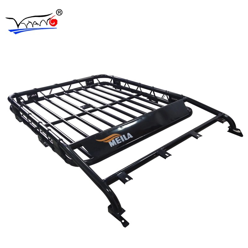 e008a 38mm iron tube roof top cargo