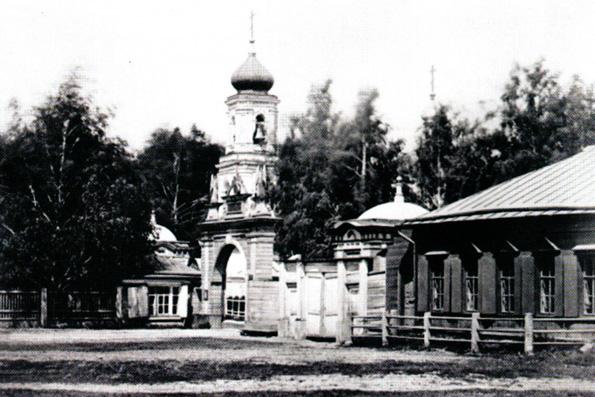 Церковь Ярославских Чудотворцев. Военные годы