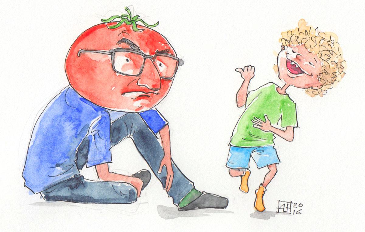 Nowy, lepszy pomidor
