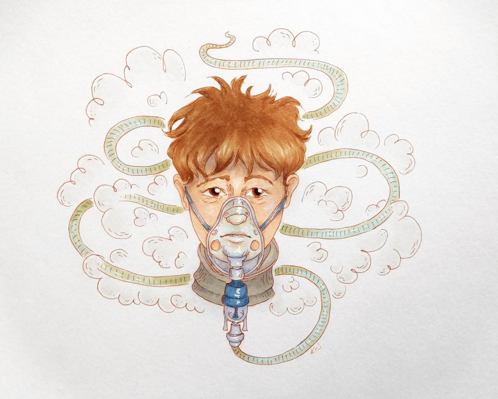 Inhalacje Pana M
