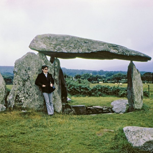 Nancy Holt And Robert Smithson In England 1969 Tate