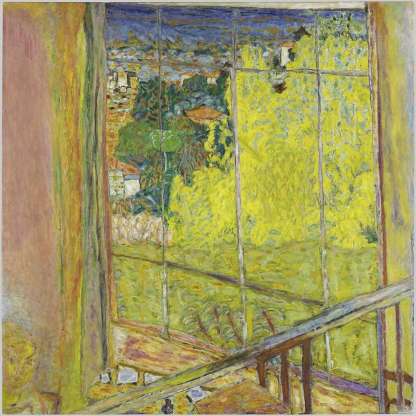 The C C Land Exhibition: Pierre Bonnard: The Colour of Memory ? Press Release | Tate