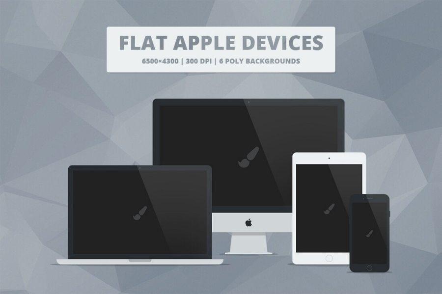 flat-responsive-apple-web-mockups