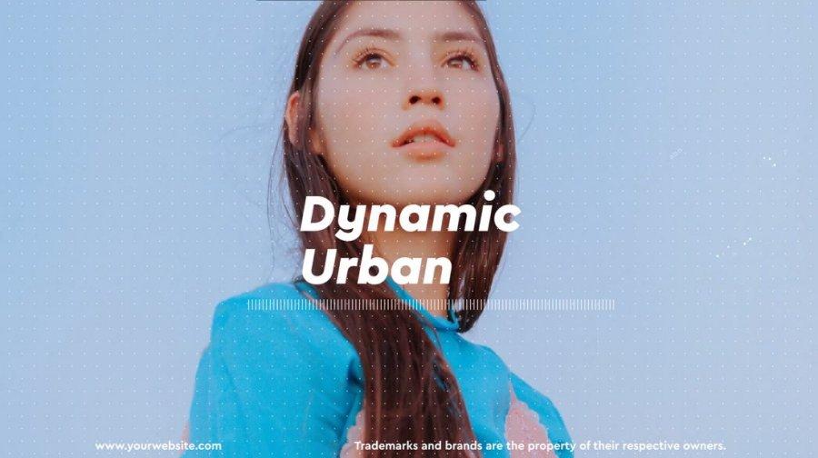 Urban Opener - Modern Premiere Pro Template