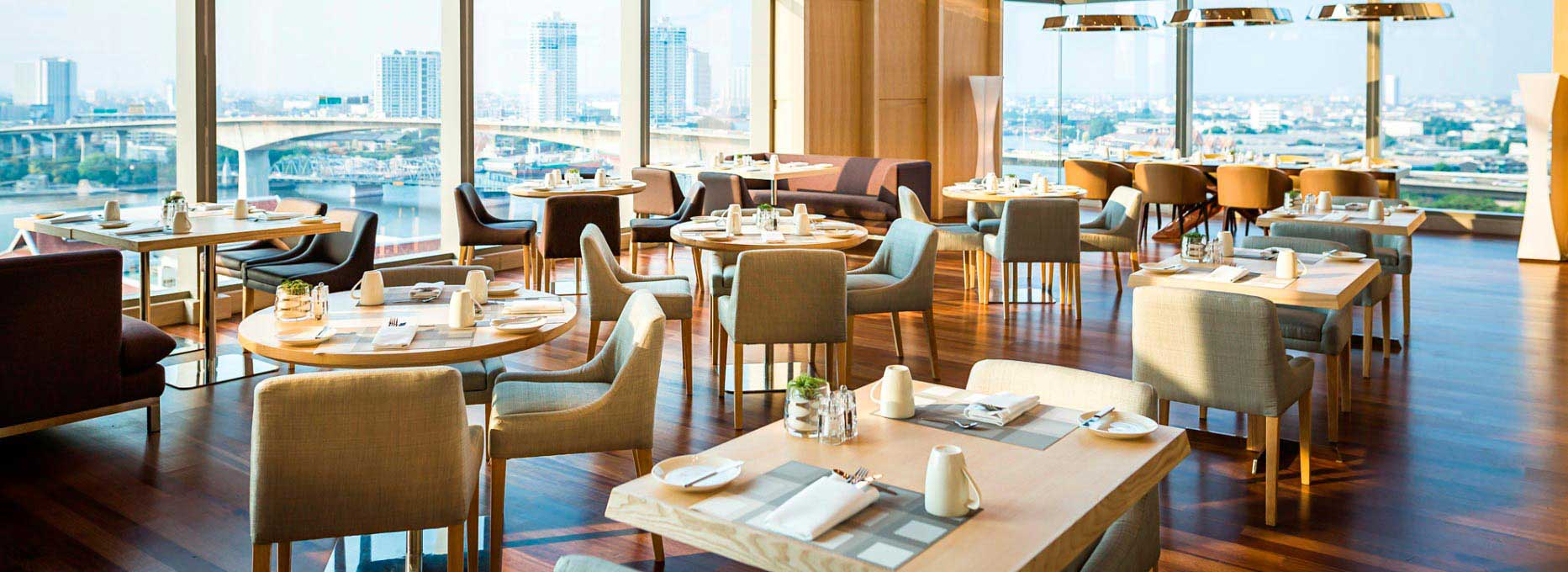 Weekday International Buffet Lunch At Avani Riverside