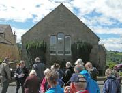 The former Methodist chapel