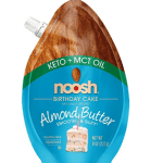 noosh keto mct oil almond butter keto snack idea