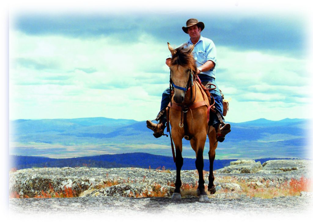 Ted Taylor, man of the high country