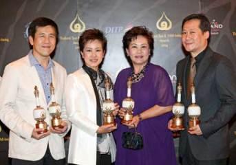 Siam Wellness Group wins six Thai spa awards