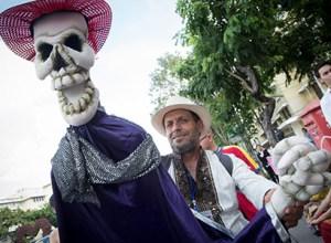 Strings, masks and marionettes. Bangkok's World Puppet Carnival hits the mark!