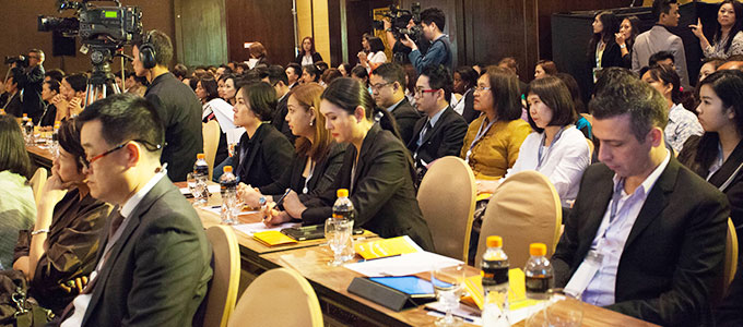 Buyers and sellers give Thailand Travel Mart Plus 2015 the thumbs up