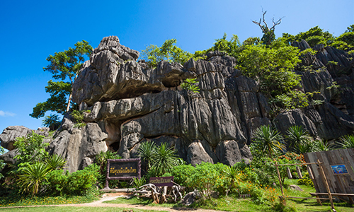 Explore the Isan province of Loei and discover a land before time
