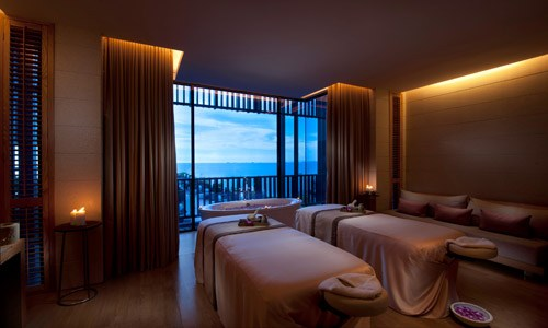 Eforea Spa at Hilton Pattaya wins two luxury spa awards